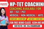 Himachal Pradesh Teacher Eligibility Test (HP TET) is a state-level exam conducted by the Himachal Pradesh Board of School Education (HPBOSE),